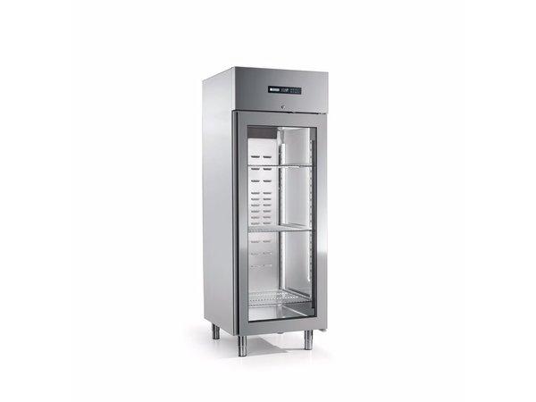 Afinox Afinox Koelkast | GlasDeur 700 L |  -2°C / +7°C | Energy 700R TN PV