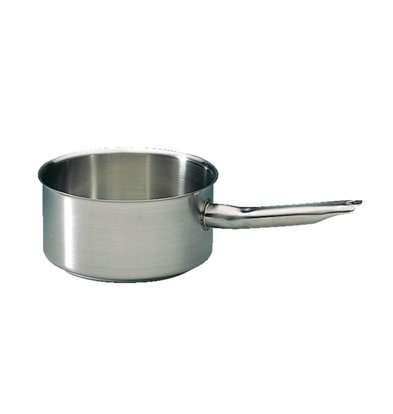 Bourgeat Stainless steel saucepan Excellence - 1 Liter - CHOICE OF 5 SIZES