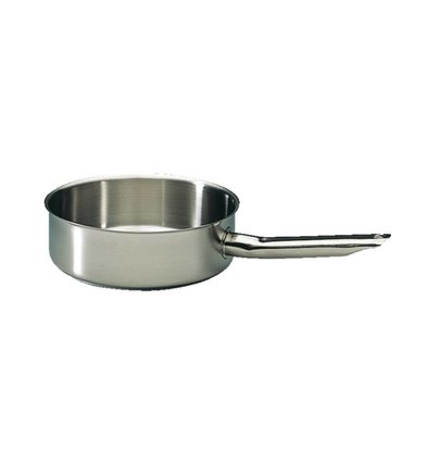 Bourgeat Sauteuse Excellence SS - 2 Liter - CHOICE OF 3 SIZES