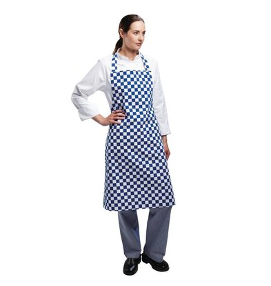 Whites Chefs Clothing Whites Halter Apron - 70 x 95cm - Available in nine colors - Unisex