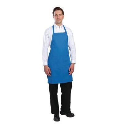 Chef Works Chef Works - Verstelbaar Halterschort met Zakken - 85 x 60cm - Beschikbaar in zeven Kleuren - Unisex