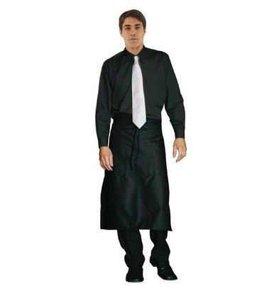 Chef Works Overhemd - Beschikbaar in vier maten - Zwart - Unisex