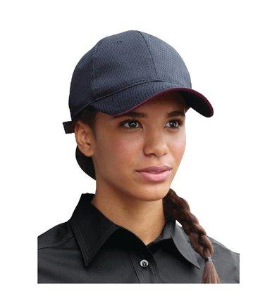 Chef Works Chef Works Cool Vent Baseball Cap - Beschikbaar in zeven kleuren - Universele maat - Unisex