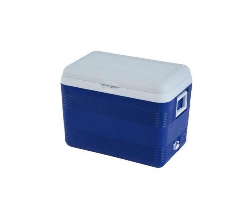 XXLselect Koelbox Professioneel Horeca - Isotherme Container - 35 Liter - 56x33x42cm