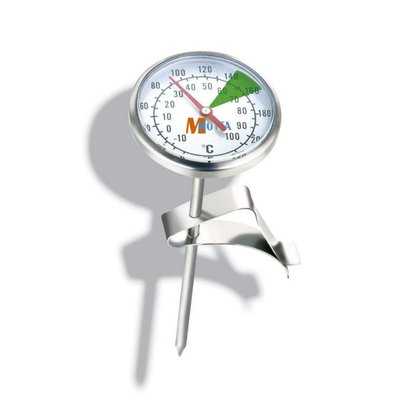 Bar Professional Thermometer met Klem