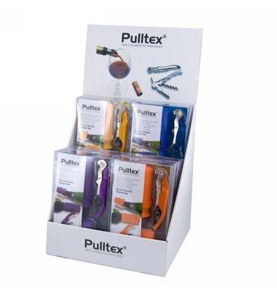 XXLselect Pulltex Wine Clips - Display - Per twaalf stuks