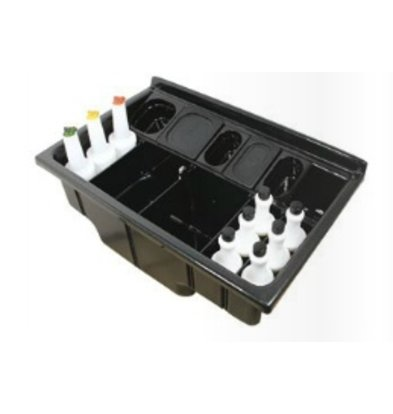 Bar Professional Cocktail Workstation   With Sink, drain and Bottle compartment