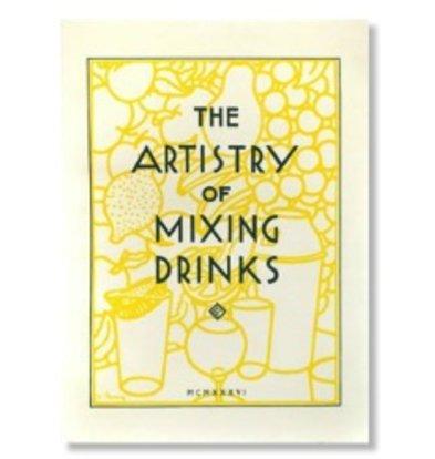 XXLselect Artistry of Mixing Drinks - Frank Meier - Cocktail Boek