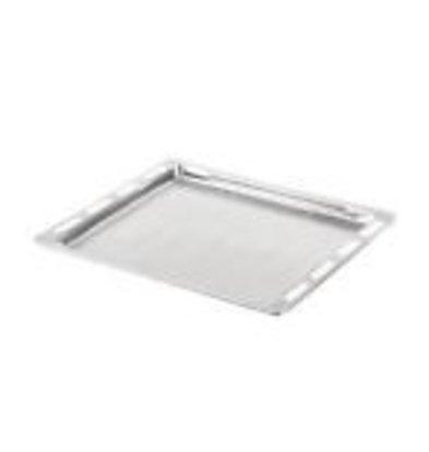 Bartscher Baking pan for AT90 | Aluminium | 433x333x (H) 10mm