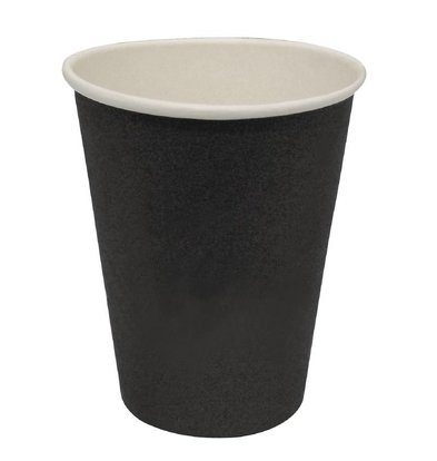 Fiesta Hot cups Cup - Black - 34cl - Disposable -Number pieces in 1000