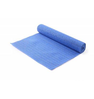 Hendi Anti-slipmat blauw 1500x300 mm - PVC foam