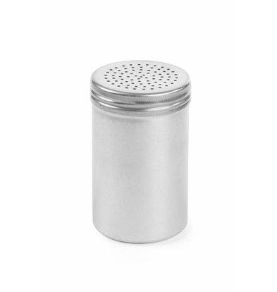 Hendi Peperstrooier Aluminium | Met Schroefdop | Ø65x(H)120mm
