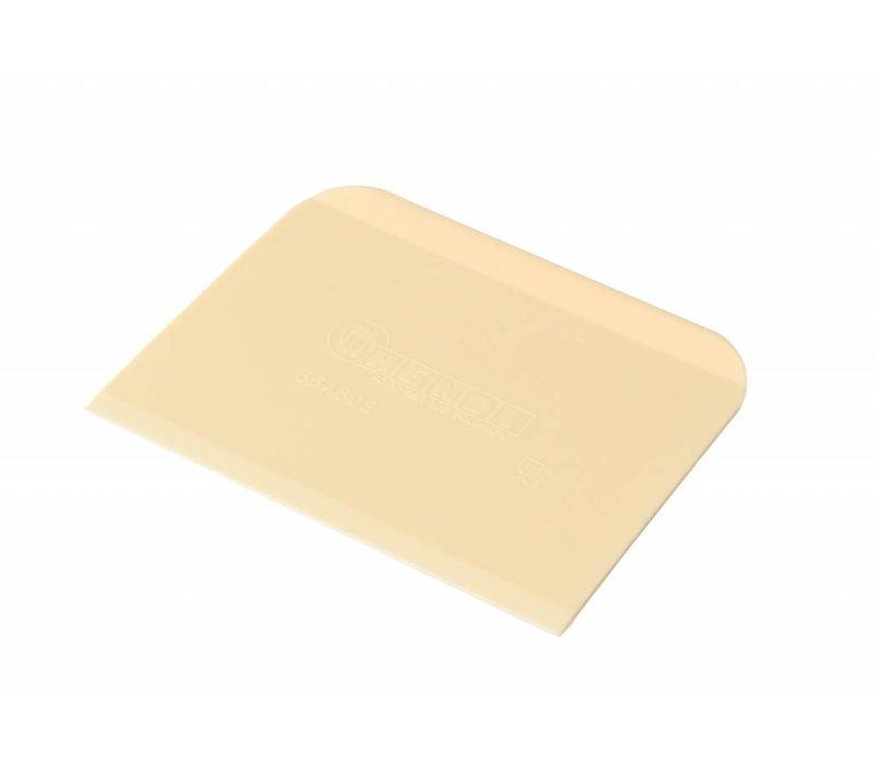 Hendi Dough scraper PP | Rectangular Set 6 | 120x96mm