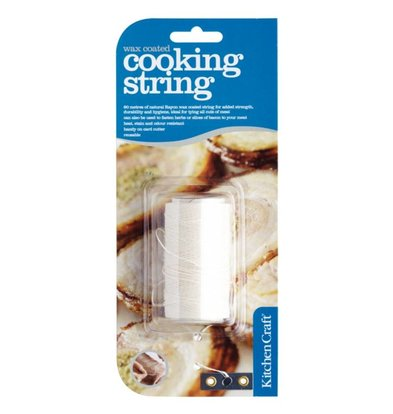 Kitchen Craft Cooking Rope | 60 meters | Roulade Wire