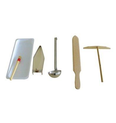 Krampouz Crepe Accessories Set - Krampouz