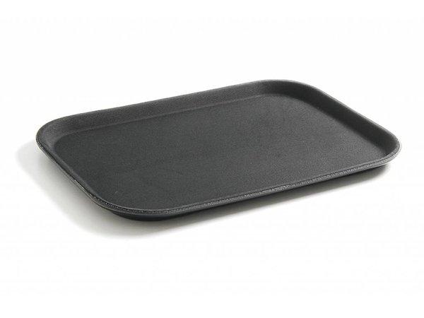 Hendi Dienblad zwart   HEAVY DUTY Polypropyleen   Breukbestendig + Antisliplaag   GN 1/1 325x530 mm