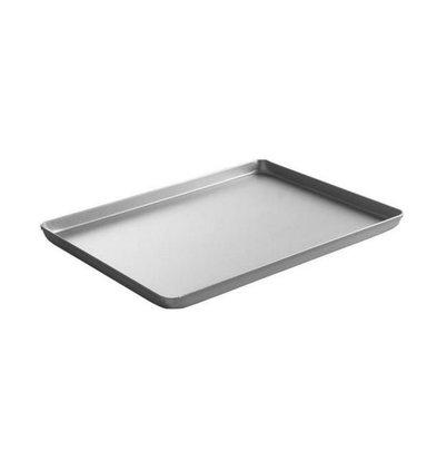 Hendi Tray Aluminium | Zilver Kleurig | 600x400x(H)20mm