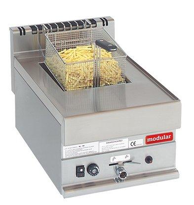Modular Fryer 650 Modular | Gas | 8 Liter | 6.3 kW | 400x650x (H) 280mm