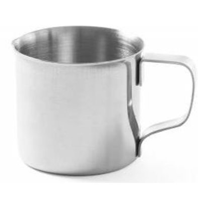 Hendi Roomkannetje | Stainless steel | 0.03 Liter | 35x35mm
