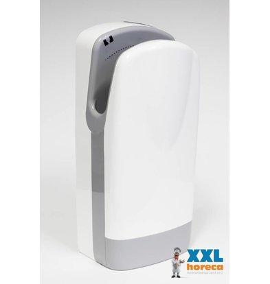 VAMA Handdroger Wit - 60dB - Zeer Stil | 10 - 12 sec Hands-in | XXL AANBIEDING!