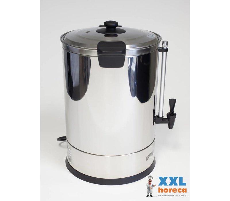 Celin Hot Water Dispenser Stainless Steel Double Plus Faucet Ø318mm 20 Liter