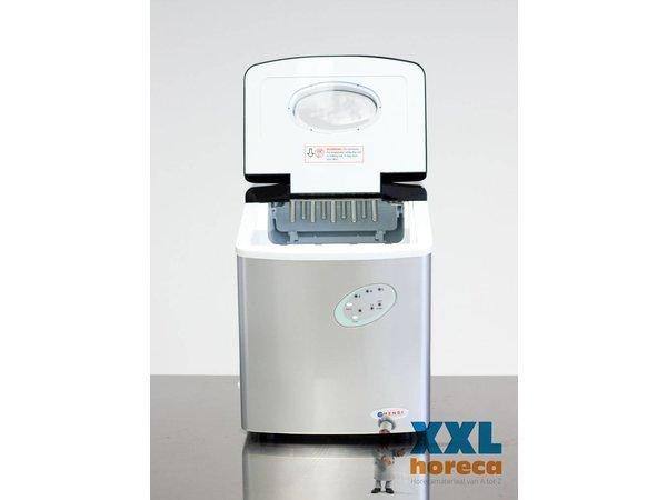 Hendi Ice machine Hendi - 3 adjustable sizes - 12 kg / 24h - MOST SOLD!