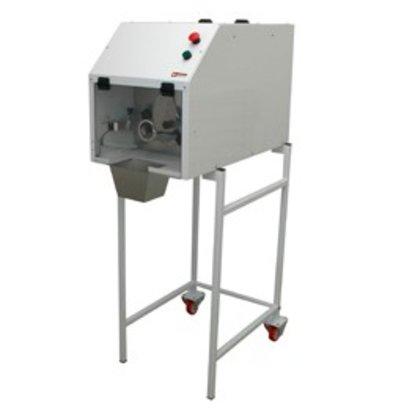 Diamond Portioneermachine   met Onderstel en Trechter   2400/800 stuks/uur   50/300 gram