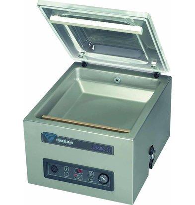Henkelman Vacuum Machine Jumbo 35 | Henkelman | 016m3 / sec 15-30 | Dim. 370x350x room (H) 150mm