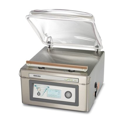 Henkelman Vacuummachine Lynx 42 | Henkelman | 016m3 / 15-30 sec | Afm. Kamer 360x420x(h)114mm
