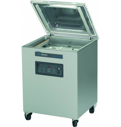 Henkelman Vacuummachine Marlin 52 | Henkelman | 063m3 / 15-40 sec | Afm. Kamer 520x500x(h)200mm