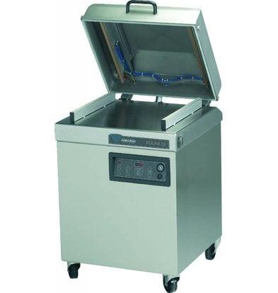 Henkelman Vacuum Machine Polar 52   Henkelman   063m3 / sec 15-40   730x700x (h) 1100mm