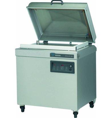 Henkelman Vacuummachine Polar 80   Henkelman   100m3 / 15-40 sec   Afm. Kamer 510x760x(h)200mm