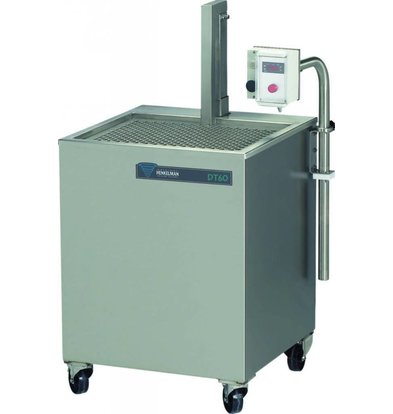 Henkelman Vacuum Machine Dipping tank DT60 | Henkelman | 9000m3 / sec 3-5 | 740x770x (h) 1055mm
