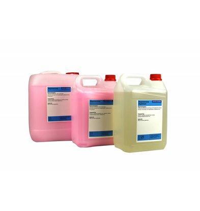 XXLselect Navulzeep 10 liter | Lotion Zeep Wit | 2 x 5 liter | (ook Pallets) Prijs per 10 liter