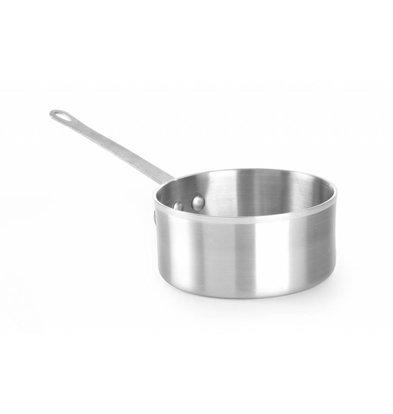 Hendi Steelpan 1 Liter 160x80 mm | aluminium