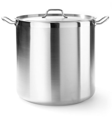 Hendi Casserole / Stockpot stainless steel Model High -3 Liter - 7 CHOICE OF SIZES