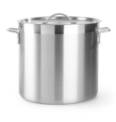 Hendi Kookpan / Soeppan Aluminium - 5,5 Liter - KEUZE UIT 12 MATEN