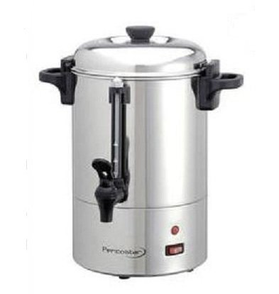 Animo Stainless Percolator | Ø230x (H) 385mm | 24 Cups | 3 Liter