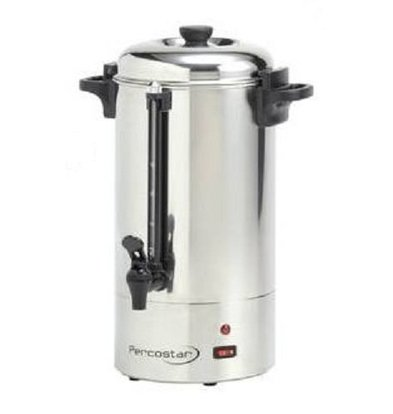 Animo Stainless Percolator | Ø230x (H) 480mm | 50 Cups | 6.5 Liter