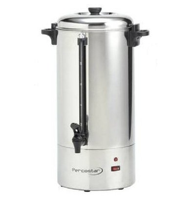 Animo Percolator Stainless Steel | Ø275x (H) 600mm | 120 Cups | 15 liter
