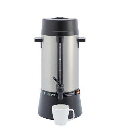Animo Daalderop Percolator Animo | Handwatervulling RVS | Ø212x(H)460mm | 40 Kopjes | 5 Liter