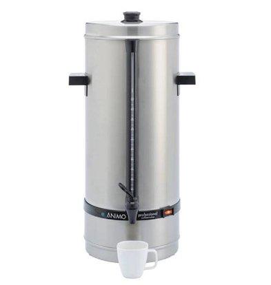 Animo Daalderop Percolator Animo   Handwatervulling RVS   Ø250x(H)640mm   110 Kopjes   15 Liter