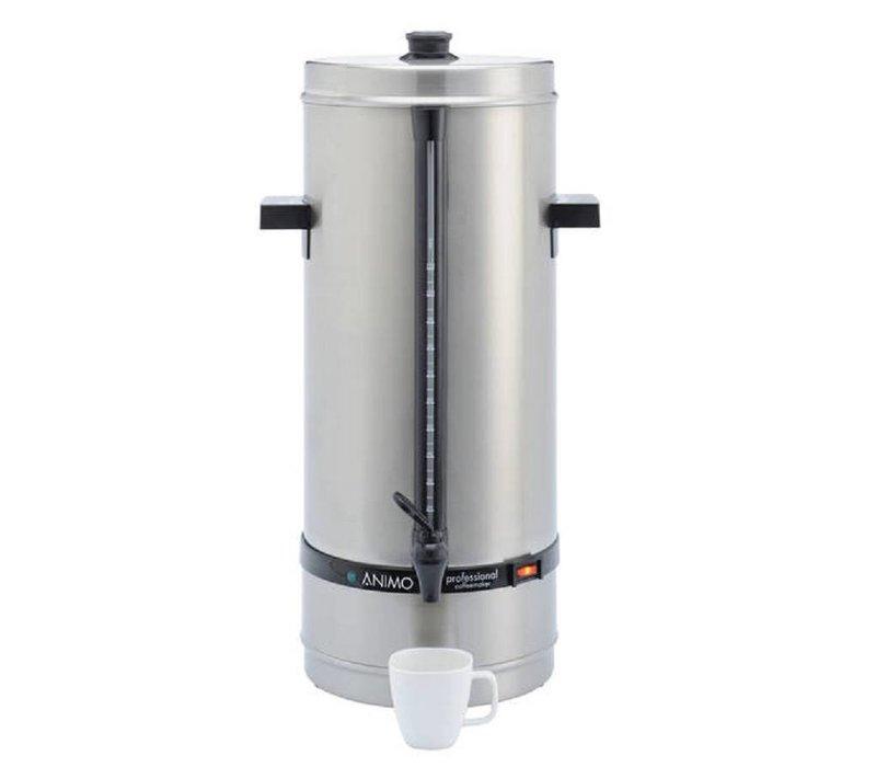 Animo Daalderop Percolator Animo   RVS   Ø250x(H)640mm   110 Kopjes   15 Liter
