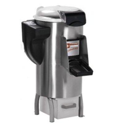 Diamond Aardappel Schilmachine 18 kg | 500 kg per uur