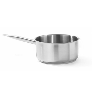 Hendi Steelpan rvs 200x95 mm | 3 Liter