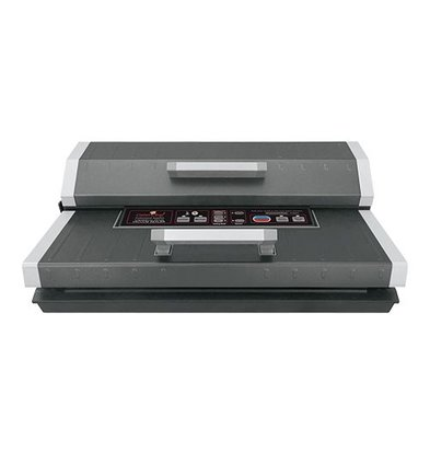 Caterchef Vacuummachine | Werkt zonder Drukkamer | Inclusief Drukmeter | 50x29x(H)16cm