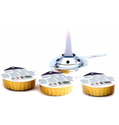 Hendi Fire Pasta - cartouche 80 g - ethanol - 3 pieces