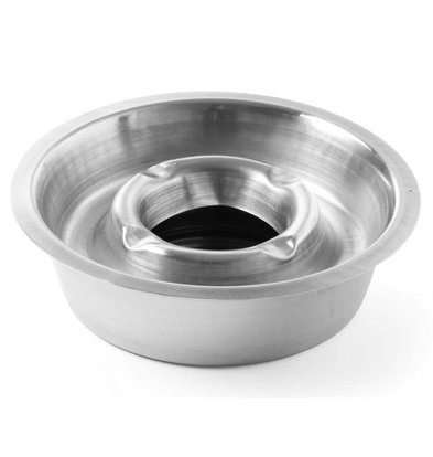 Hendi The bottom part with ashtray | Stainless steel | 140x40mm