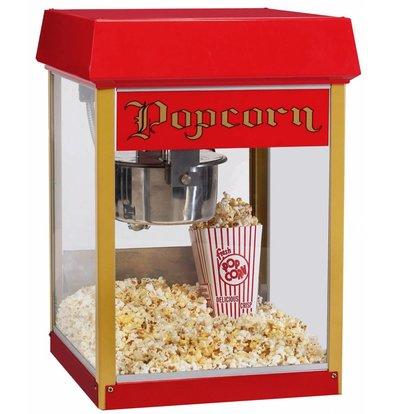 XXLselect Popcorn Machine - Europop - 46x46x(h)75cm