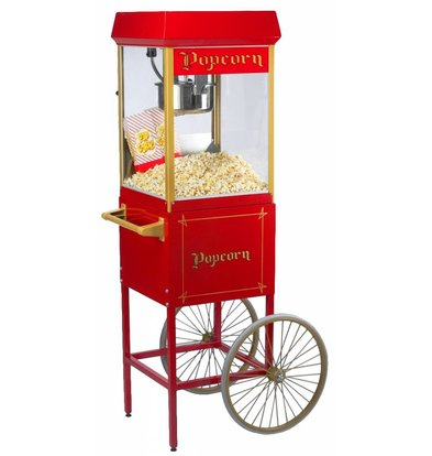 XXLselect Onderstel voor Popcorn Machine Europop - 800x500x880mm